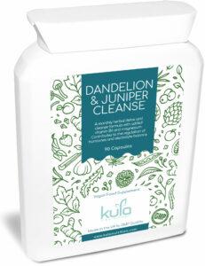 Dandelion and Juniper Supplement
