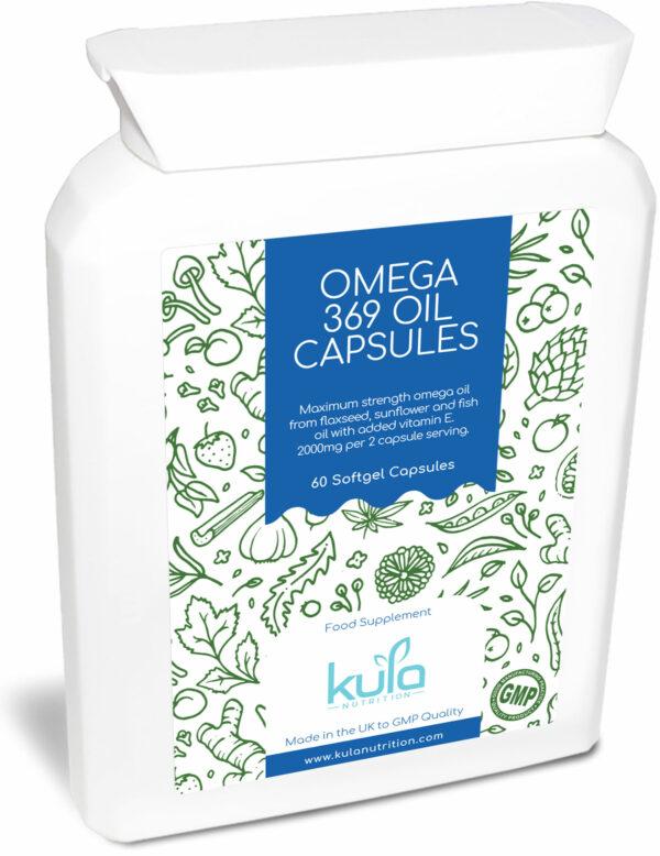 omega 369 oil capsules