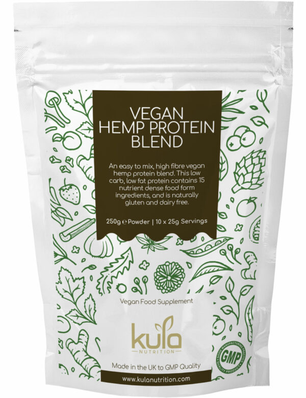 vegan hemp protein powder