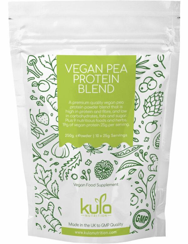 vegan pea protein powder