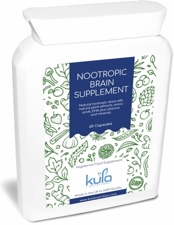Nootropic Brain Supplement