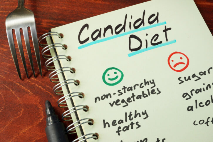 natural remedies for candida
