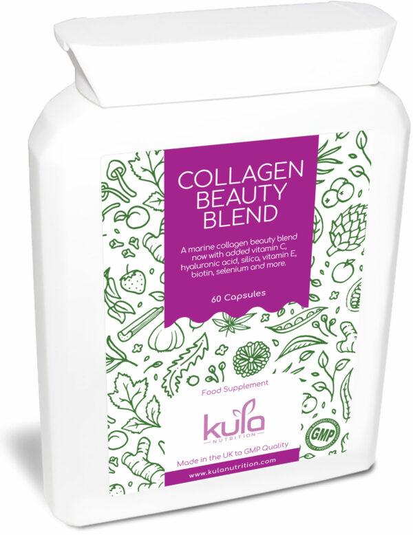 Marine Collagen Beauty Blend Supplement