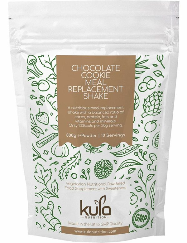 Chocolate Cookie Meal Replacement Shake