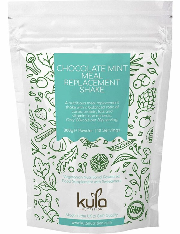 Chocolate Mint Meal Replacement Shake